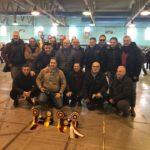 Specialistica razza spagnola Foggia 2018